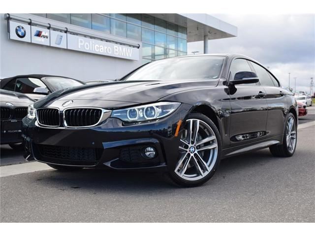 2019 BMW 430 Gran Coupe i xDrive (Stk: 9L07953) in Brampton - Image 1 of 12