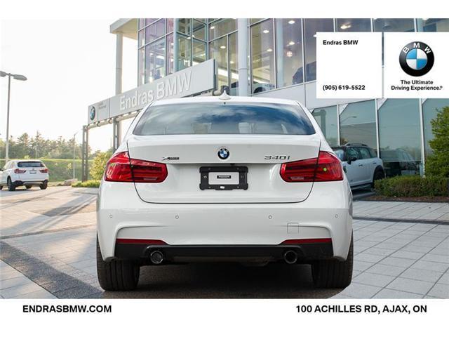 2018 BMW 340i xDrive (Stk: 35339) in Ajax - Image 5 of 22