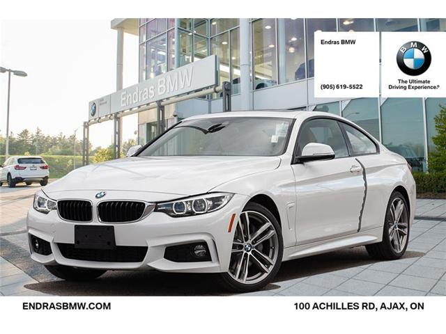 2019 BMW 430i xDrive (Stk: 40990) in Ajax - Image 1 of 20