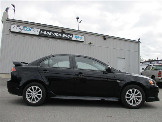 2013 Mitsubishi Lancer SE AWC (Stk: 181571) in Kingston - Image 2 of 12