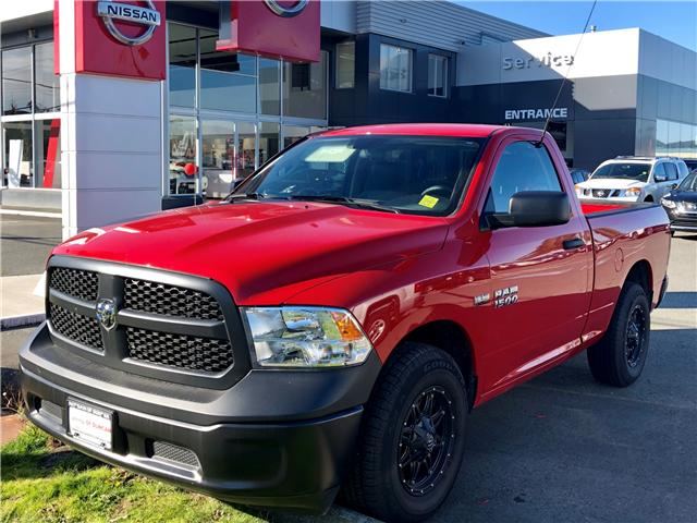 2017 RAM 1500 ST (Stk: P0003) in Duncan - Image 1 of 7