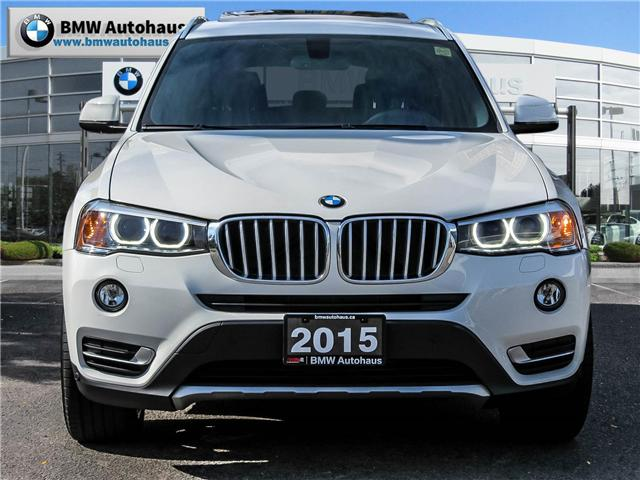 2015 BMW X3 xDrive28d (Stk: P8560) in Thornhill - Image 2 of 23