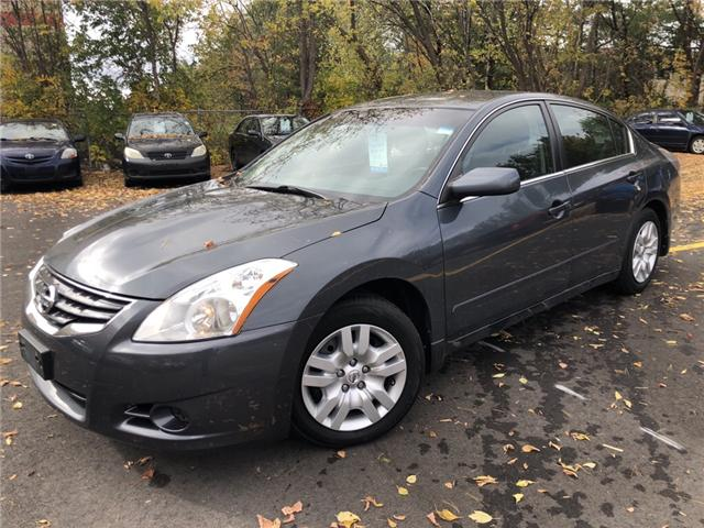 2011 Nissan Altima 2.5 S (Stk: D11326A) in Ottawa - Image 1 of 9
