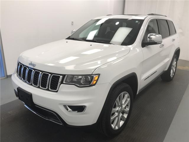 2017 Jeep Grand Cherokee Limited (Stk: 199237) in Lethbridge - Image 1 of 28