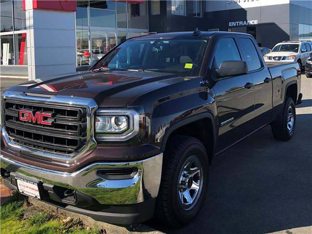 2016 GMC Sierra 1500 Base (Stk: P0018) in Duncan - Image 1 of 8