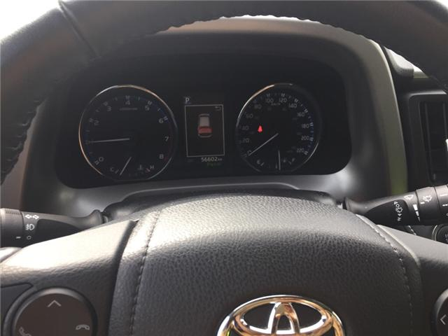 2016 Toyota RAV4 Limited (Stk: -U09618) in Kincardine - Image 12 of 13