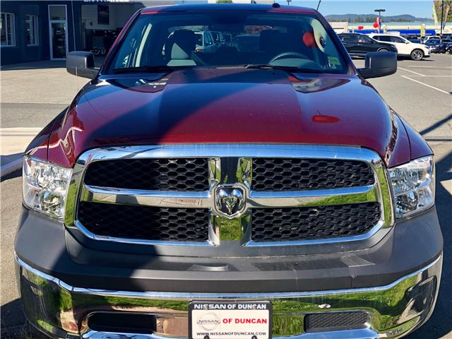 2017 RAM 1500 ST (Stk: P0020) in Duncan - Image 2 of 8