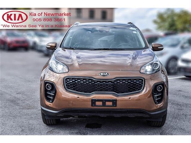 2019 Kia Sportage EX Premium (Stk: 190175) in Newmarket - Image 2 of 22