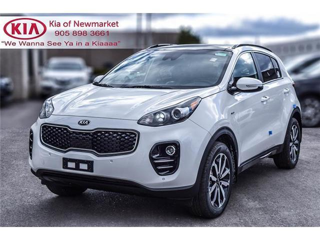 2019 Kia Sportage EX Premium (Stk: 190176) in Newmarket - Image 1 of 21