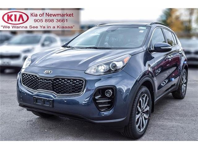 2019 Kia Sportage EX Premium (Stk: 190178) in Newmarket - Image 1 of 21