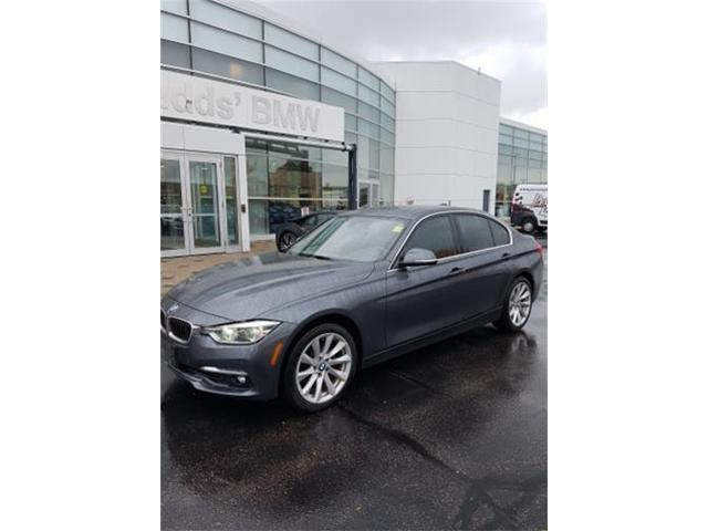 2017 BMW 330i xDrive (Stk: B036296A) in Oakville - Image 1 of 5