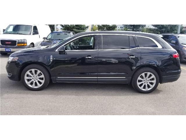 2018 Lincoln MKT Elite (Stk: P8330) in Unionville - Image 4 of 24
