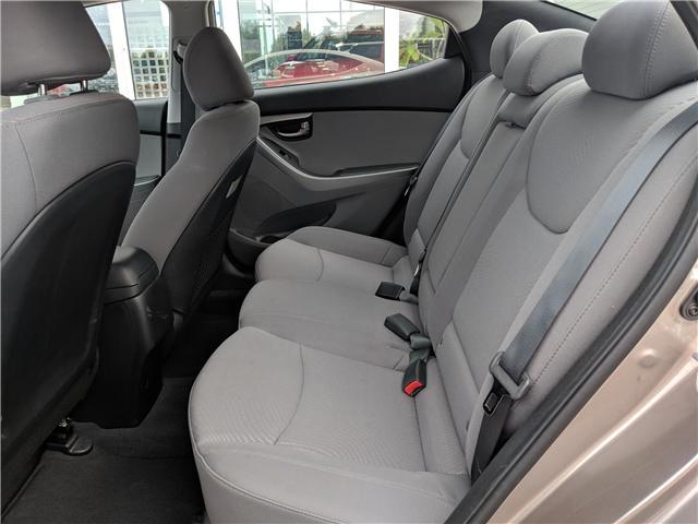 2014 Hyundai Elantra GL (Stk: 80289A) in Goderich - Image 9 of 16