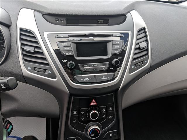 2014 Hyundai Elantra GL (Stk: 80289A) in Goderich - Image 11 of 16