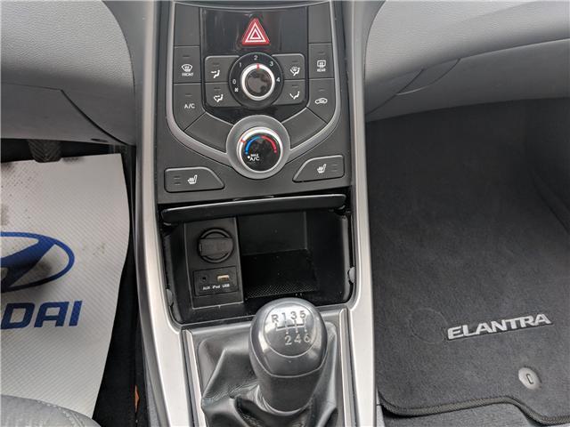 2014 Hyundai Elantra GL (Stk: 80289A) in Goderich - Image 12 of 16