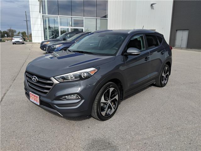 2016 Hyundai Tucson Premium 1.6 (Stk: 75021) in Goderich - Image 2 of 19