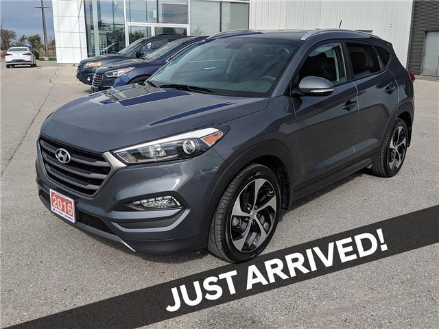 2016 Hyundai Tucson Premium 1.6 (Stk: 75021) in Goderich - Image 1 of 19