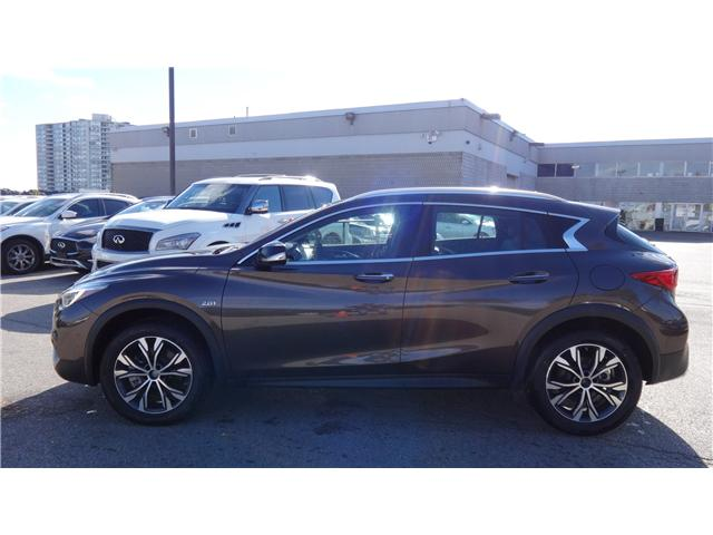 2017 Infiniti QX30 Base (Stk: U12286) in Scarborough - Image 2 of 21