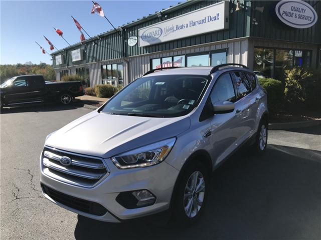 2017 Ford Escape SE (Stk: 10140) in Lower Sackville - Image 1 of 19