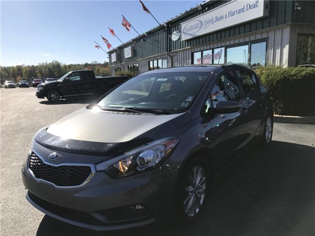 2016 Kia Forte 2.0L EX (Stk: 10099) in Lower Sackville - Image 1 of 19