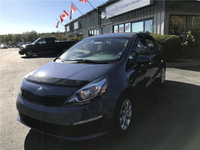 2016 Kia Rio LX+ (Stk: 10138) in Lower Sackville - Image 1 of 17