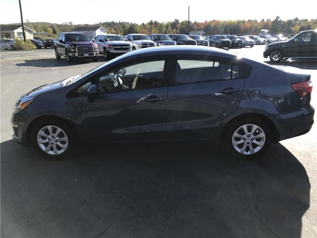 2016 Kia Rio LX+ (Stk: 10138) in Lower Sackville - Image 2 of 17