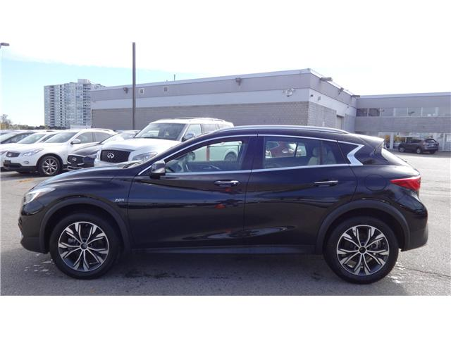 2017 Infiniti QX30 Base (Stk: U12287) in Scarborough - Image 2 of 23