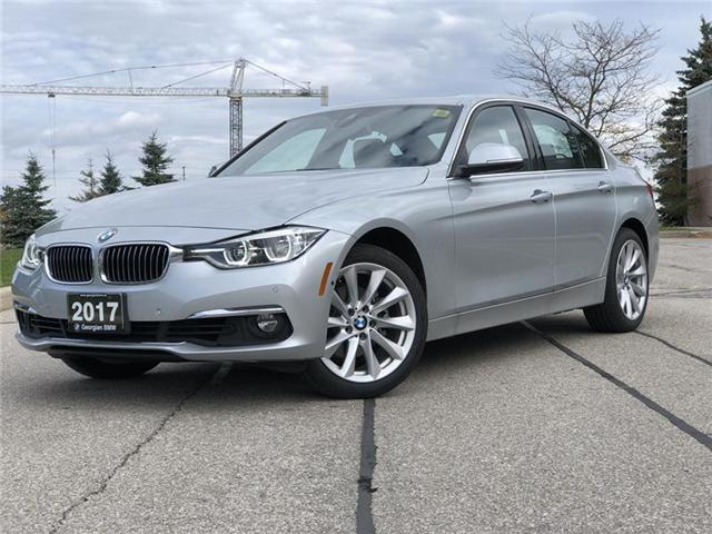 2017 BMW 330i xDrive Sedan (8D97) (Stk: B18411T1) in Barrie - Image 2 of 19
