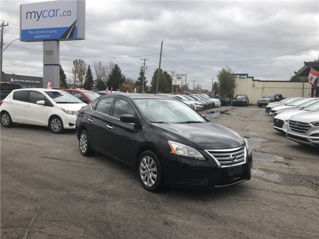 2015 Nissan Sentra 1.8 S (Stk: 181075) in North Bay - Image 2 of 11