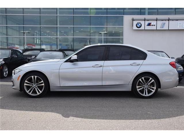 2016 BMW 320i xDrive (Stk: P689128) in Brampton - Image 2 of 14
