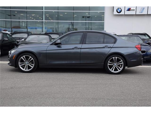 2016 BMW 320i xDrive (Stk: P690607) in Brampton - Image 2 of 14
