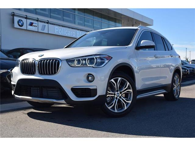 2018 BMW X1 xDrive28i (Stk: 8H30905) in Brampton - Image 1 of 12
