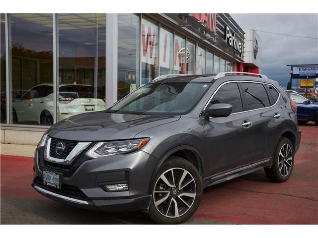 2018 Nissan Rogue SL (Stk: N18159) in Hamilton - Image 1 of 3