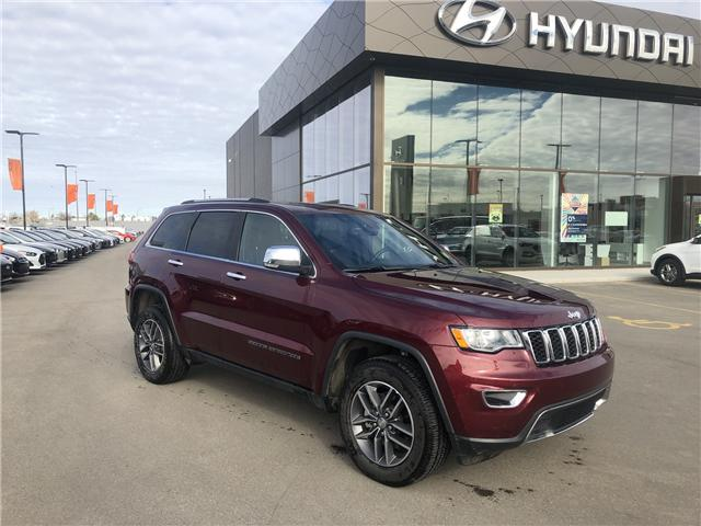 2018 Jeep Grand Cherokee Limited (Stk: H2269) in Saskatoon - Image 1 of 23