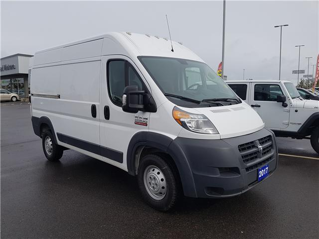 2017 RAM ProMaster 2500 High Roof (Stk: U1119R) in Thunder Bay - Image 1 of 8