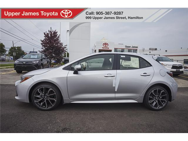 2019 Toyota Corolla Hatchback Base (Stk: 190146) in Hamilton - Image 1 of 15