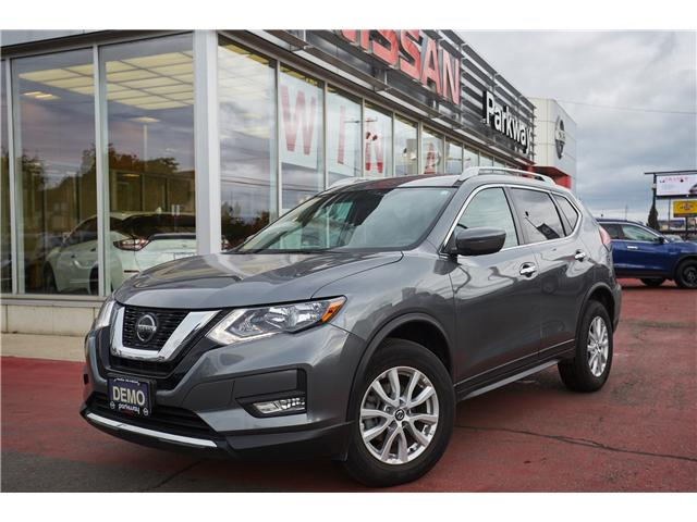 2018 Nissan Rogue SV (Stk: N18139) in Hamilton - Image 1 of 3