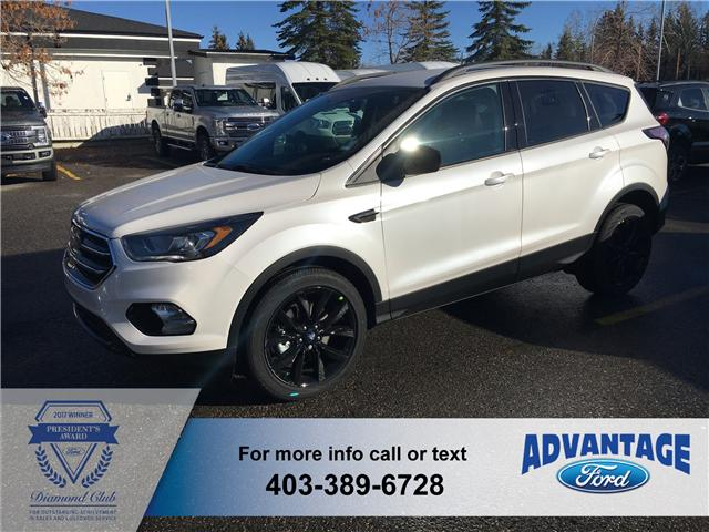 2018 Ford Escape SE (Stk: J-1755) in Calgary - Image 1 of 5