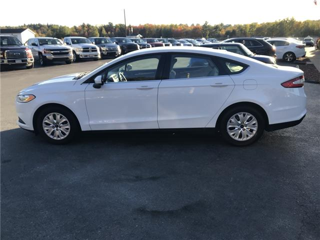 2013 Ford Fusion S (Stk: 10108A) in Lower Sackville - Image 2 of 16