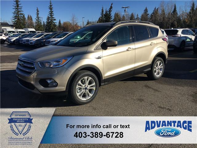 2018 Ford Escape SE (Stk: J-1793) in Calgary - Image 1 of 5