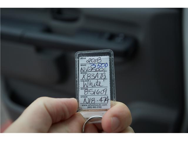 2018 Nissan NV Passenger NV3500 HD SL V8 (Stk: N18474) in Hamilton - Image 2 of 2