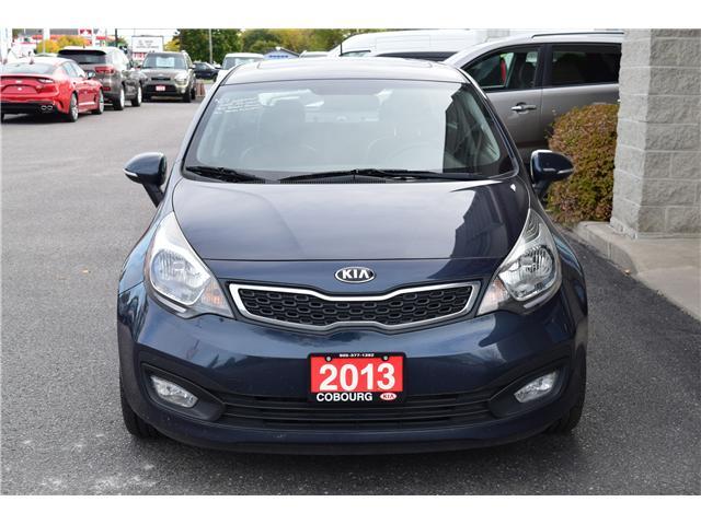 2013 Kia Rio SX (Stk: 144221) in Cobourg - Image 2 of 20