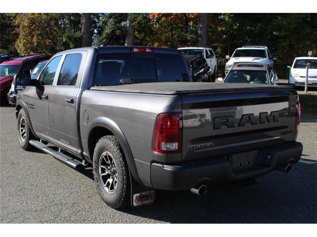 2017 RAM 1500 Rebel (Stk: G172290A) in Courtenay - Image 2 of 3
