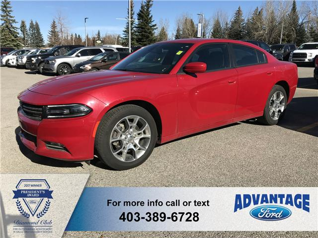 2017 Dodge Charger SXT (Stk: 5308) in Calgary - Image 1 of 16