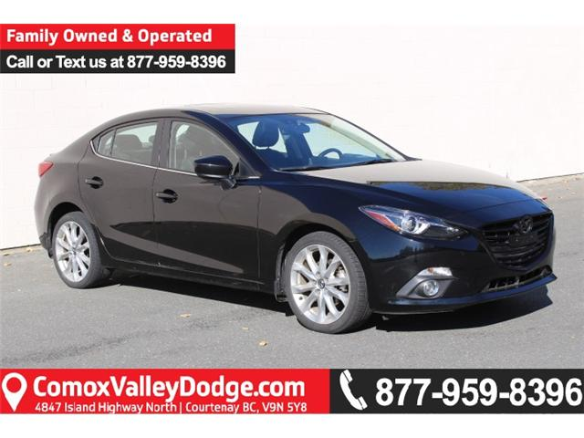 2016 Mazda Mazda3 GT (Stk: R290432A) in Courtenay - Image 1 of 28