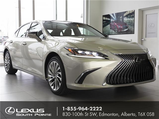 2019 Lexus ES 350 Premium (Stk: L900060) in Edmonton - Image 1 of 22
