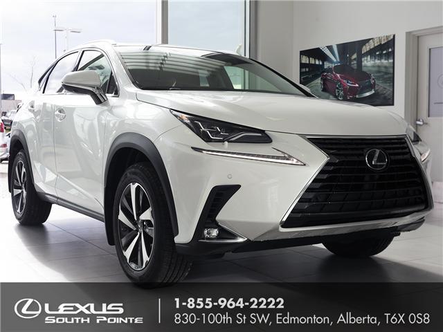 2019 Lexus NX 300 Base (Stk: L900092) in Edmonton - Image 1 of 21