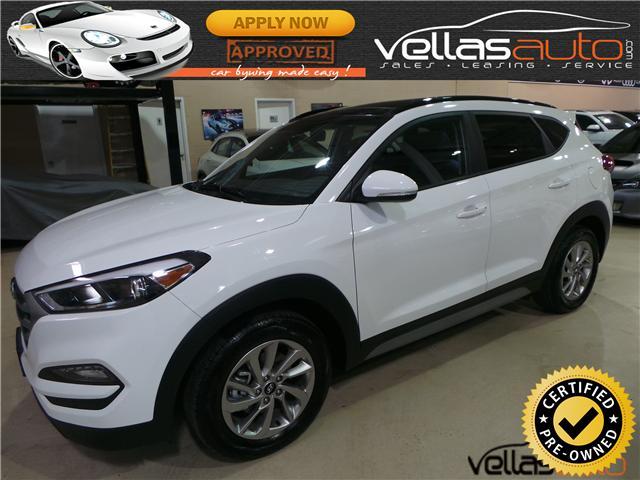 2018 Hyundai Tucson  (Stk: NP3114) in Vaughan - Image 1 of 28