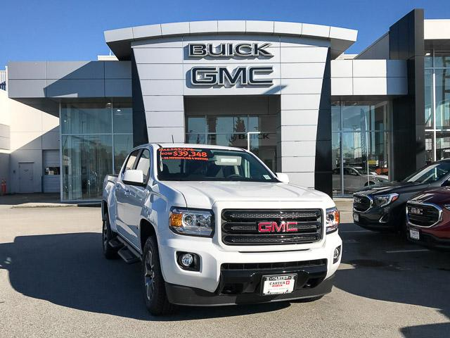 2018 GMC Canyon SLT (Stk: 8CN48070) in Vancouver - Image 2 of 10