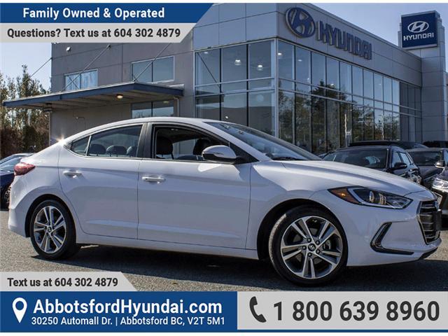 2018 Hyundai Elantra GLS (Stk: AH8735) in Abbotsford - Image 1 of 22